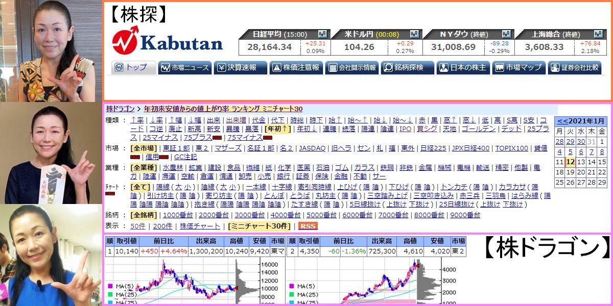 ウルフ村田 おすすめ 株投資 便利サイト一覧